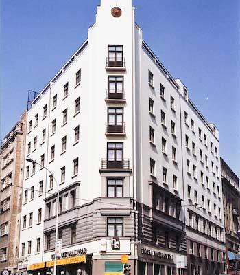 Prag hotel hoteles en belgrado serbia por descubrir for Hotel belgrado